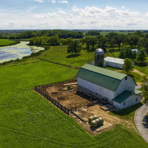 Farm House and Land Listing Photos