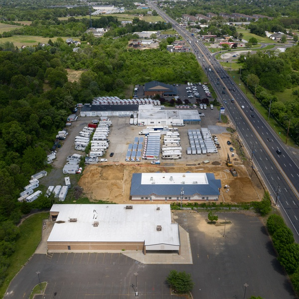 400Ft Overview Construction