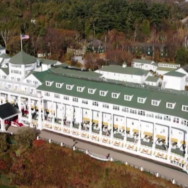 Grand Hotel Drone