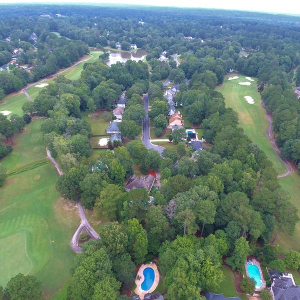 Golf Overhead