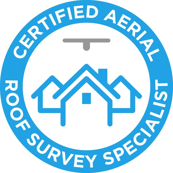 Roof Inspection Logo  https://courses.dronelaunchacademy.com/