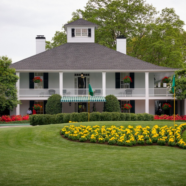 Real Estate Photography Augusta, Georgia.  Augusta National Clubhouse