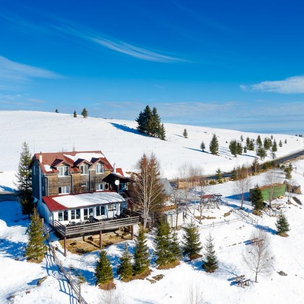 Retreat Home in Romania