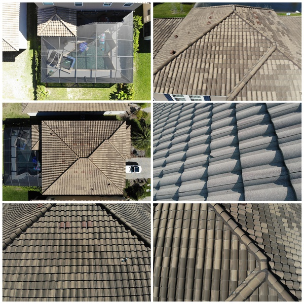Example of my Roof Inspection Services