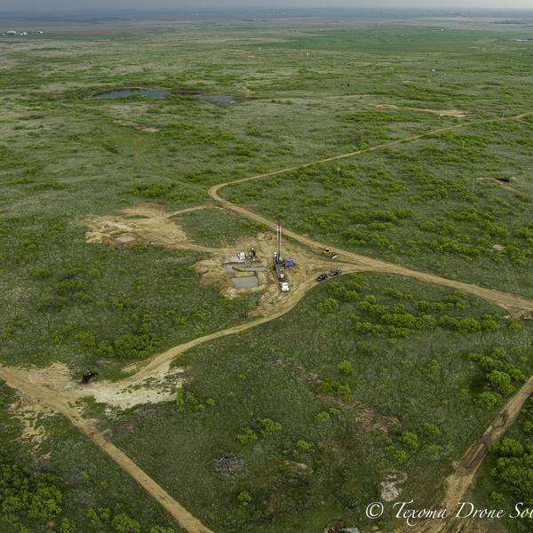 North Texas Rig