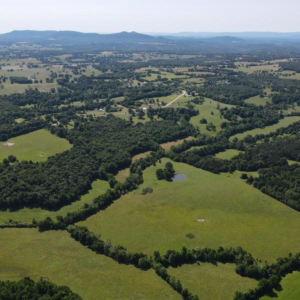 Gaither Valley Landscape