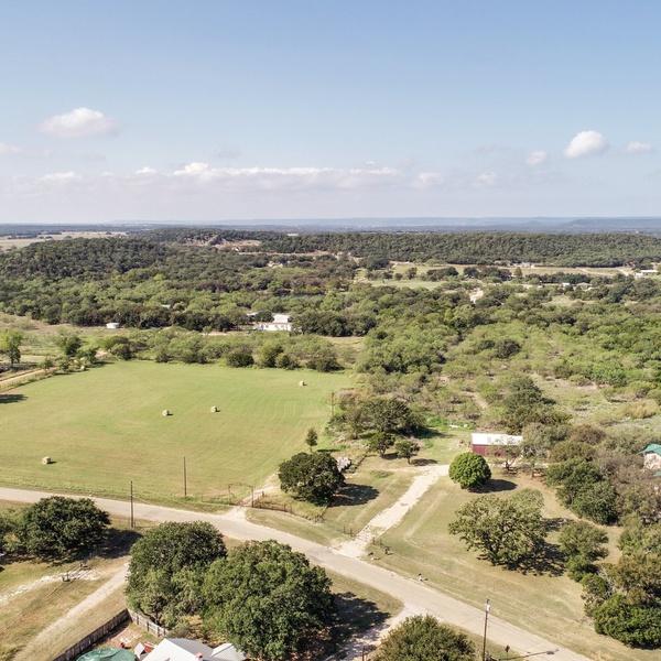 Aerial Agriculture Estate