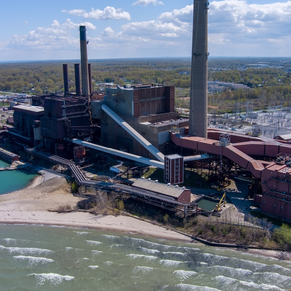 Avon Lake Power Plant, Avon Lake, Ohio