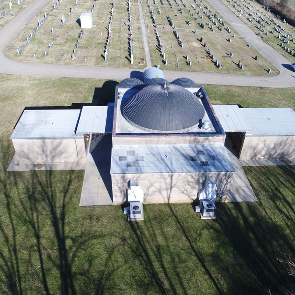 Cemetery Mausoleum
