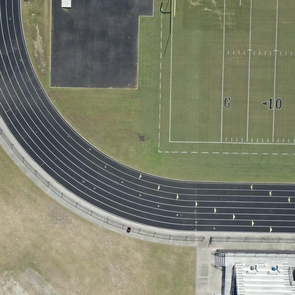 football field survey