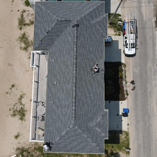 Carolina Beach Roof Construction