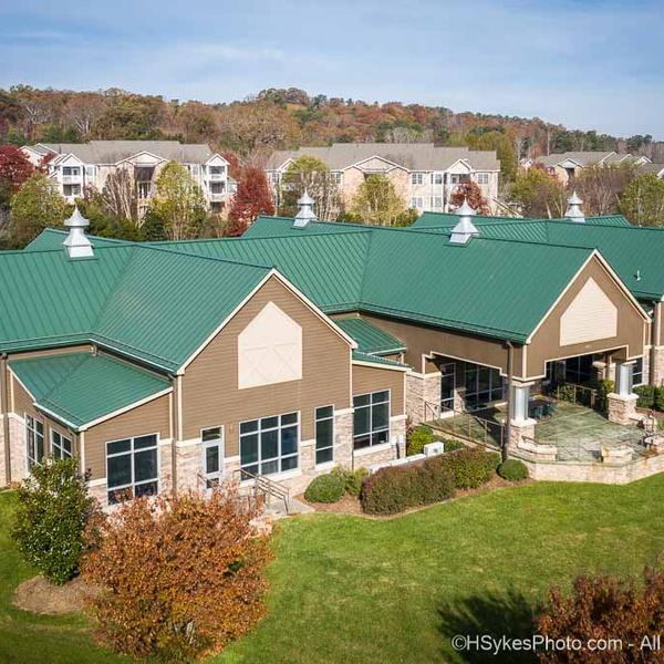 Homeowner's Association Office Building