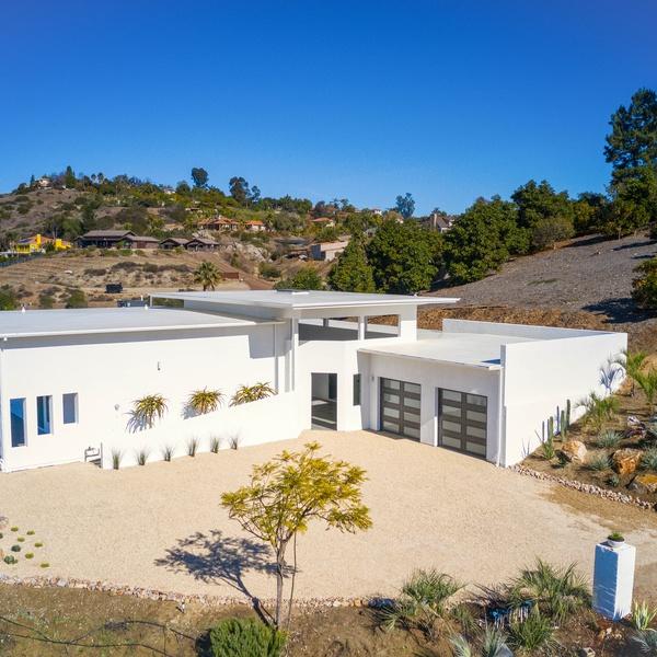 Real Estate Drone Photo